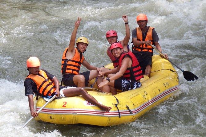3 hour ATV Tour & 5kms Whitewater Rafting in Phang Nga