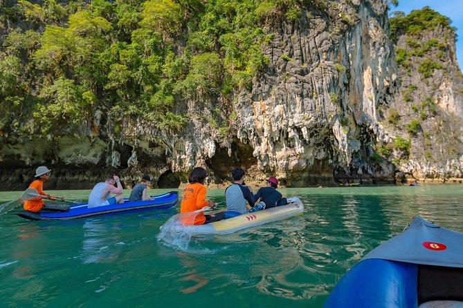 Ao Phang Nga National Park Kayak Adventure