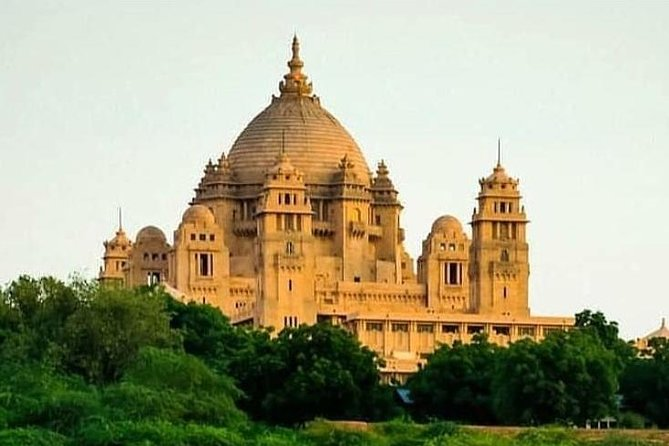 jodhpur day tour with camel safari photo 1