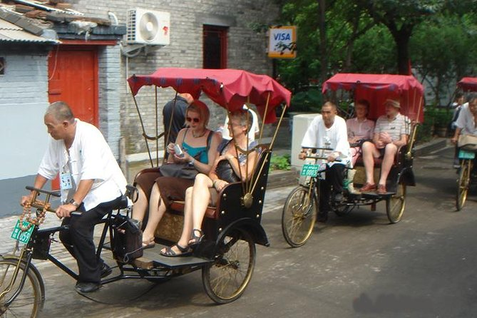 Private Beijing Tour: Tiananmen Square, Forbidden City, Temple of Heaven, Hutong by Rickshaw