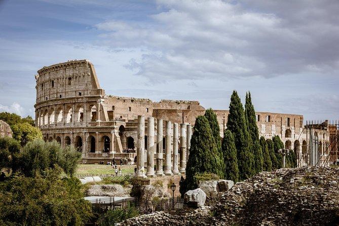 Excursão turística particular de 3 horas em Roma por veículo de luxo
