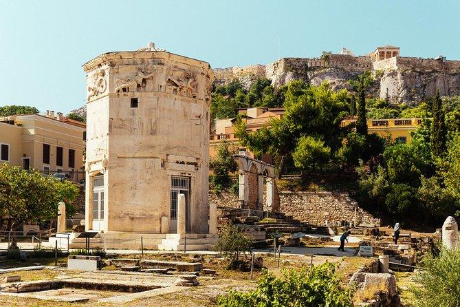 Private Athens' Hidden Gems & Best Views