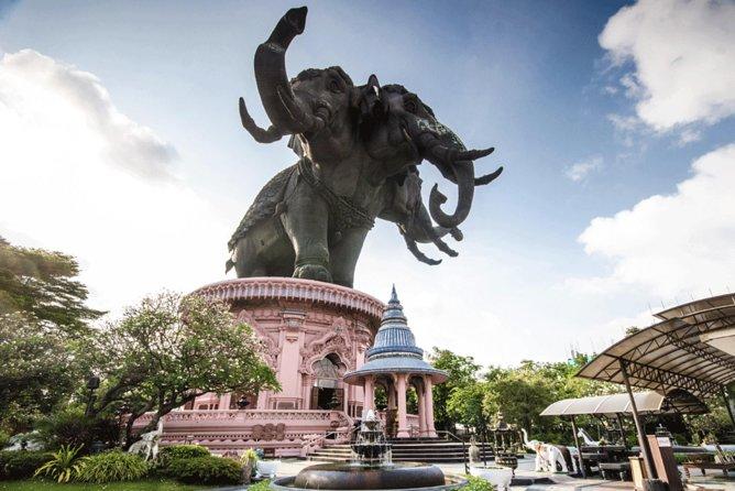 The Erawan Museum in Samut Prakan Province