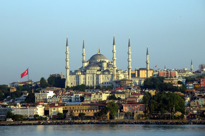 Istanbul Small Group City Tour: Blue Mosque, Hippodrome, Grand Bazaar, St Sophia and Topkapi Palace