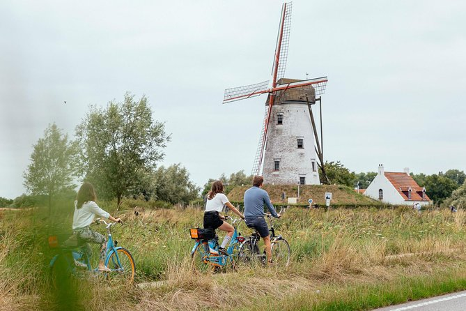 Private Bike Tour Through Bruges Countryside