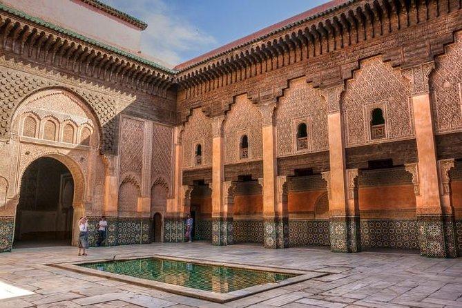 Private Marrakech Walking Half-Day City Tour