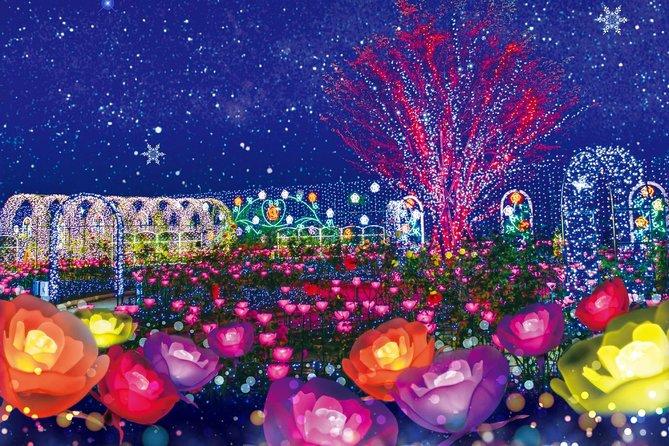 Ashikaga Flower Park Illumination Eintrittskarte