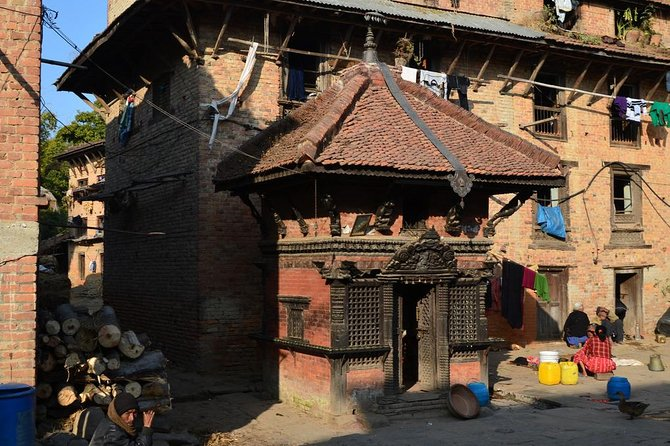 Private Tour to Bungmati and Khokana Villages From Kathmandu