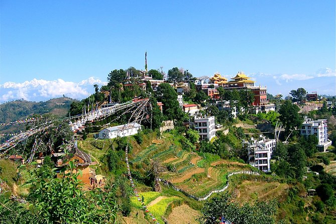 Private Namo Buddha Stupa Hiking Trip from Kathmandu