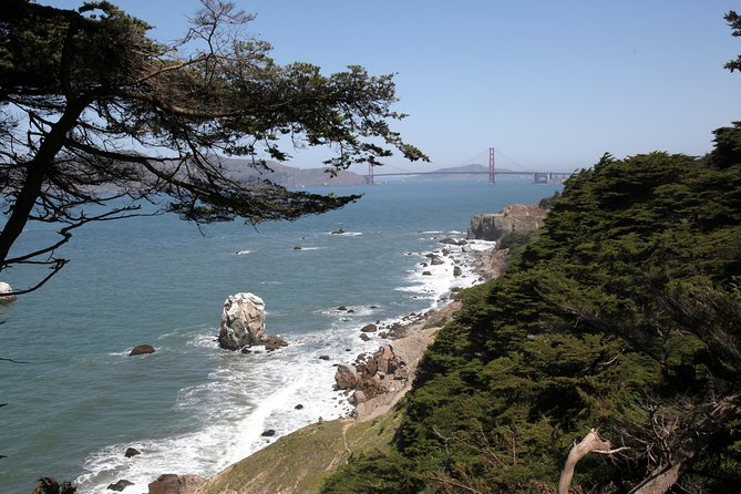Lands End: San Francisco's Wild Coast Walking Tour with Local Guide