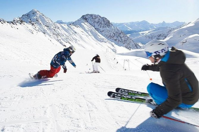 Atlas Mountain Skiing including Ski Pass from Marrakech
