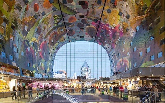 Highlight tour Rotterdam Sight runn