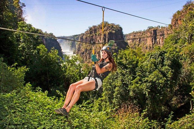 Canopy Tour Combo (Zimbabwe)