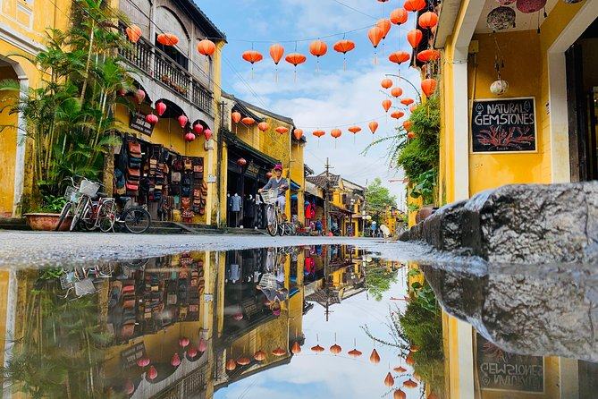 Hoi An City Tour & My Son Sanctuary from Da Nang