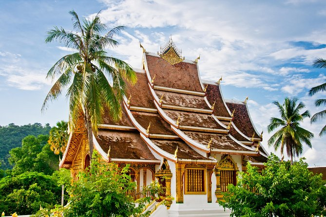 Full Day- Luang Prabang City Tour
