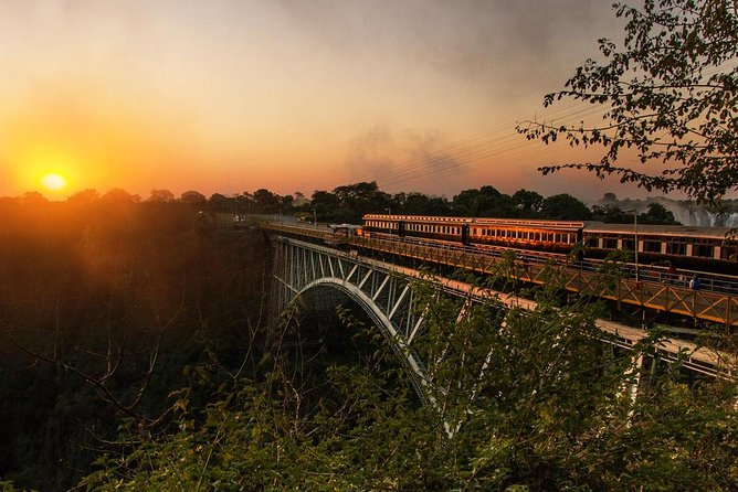 Victoria Falls Steam Train Dinner photo 1