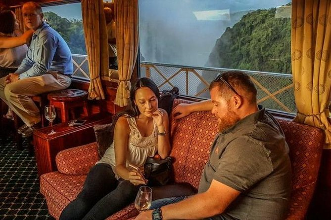 Victoria Falls Steam Train Dinner photo 4