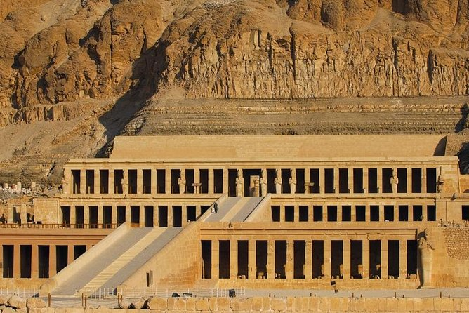 West Bank of the Nile Highlights with Transportation and Guide
