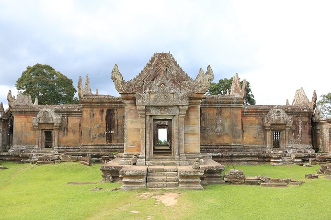 Day Trip to Preah Vihear Temple and Koh Ker UNESCO Site from Siem Reap