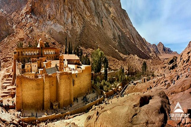 Private Overnight Trip to St Catherine Monastery and Mount Sinai photo 1