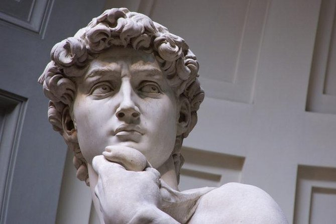 3 hours: Private walking tour of Florence and Accademia Gallery guided visit