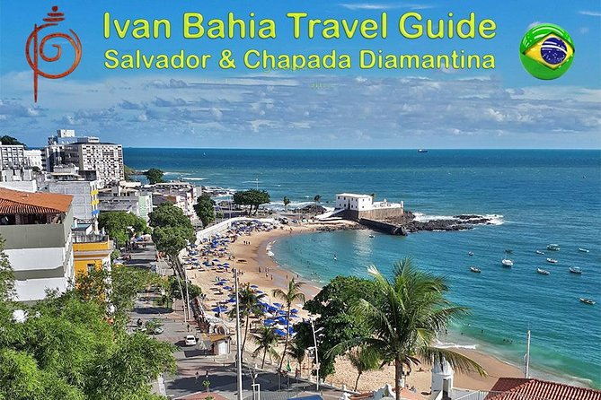 Salvador da Bahia, panoramic city tour with Ivan Bahia Travel Guide