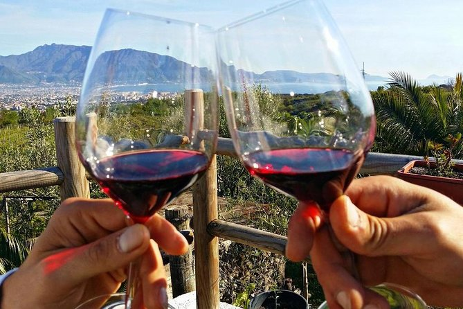 Pompeii & Wine Tasting - Full Day Tour with Guide&Food