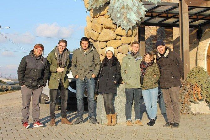 Friday wine tour in Sumadija wine region