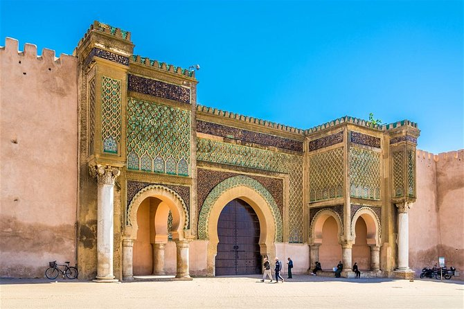 Private Day Tour from FES to Meknes, Volubilis and Moulay Idriss - AUTHENTIC