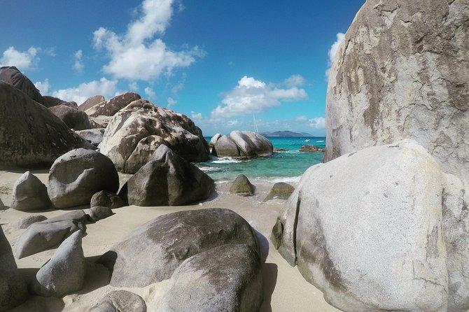 BVI Snorkel, Baths on Virgin Gorda & Cooper Island Beach Club