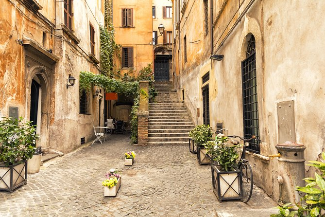 Trastevere and Villa Farnesina Private walking Tour