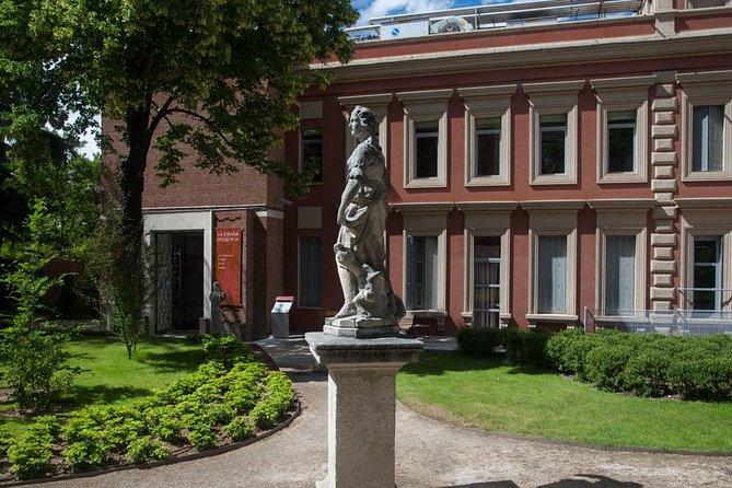 Billet coupe-file: billet d'entrée au Museo Lázaro Galdiano