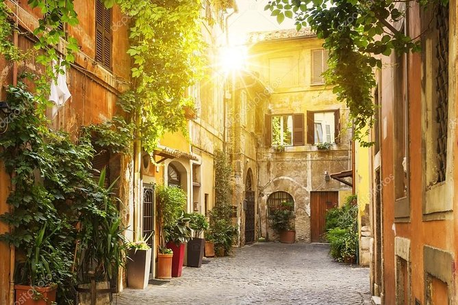 Walking Tour of Trastevere and Jewish District