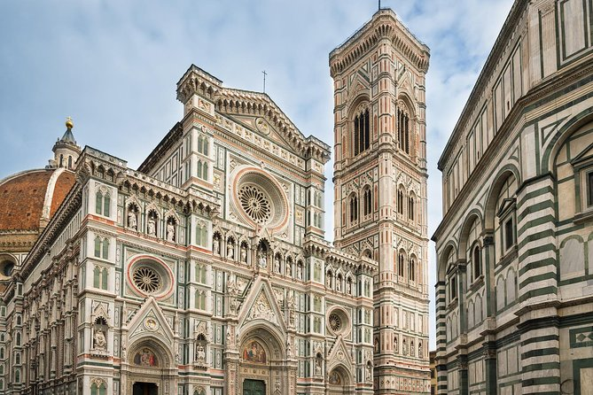 Florence Private Day Trip from Rome with Wine Tasting