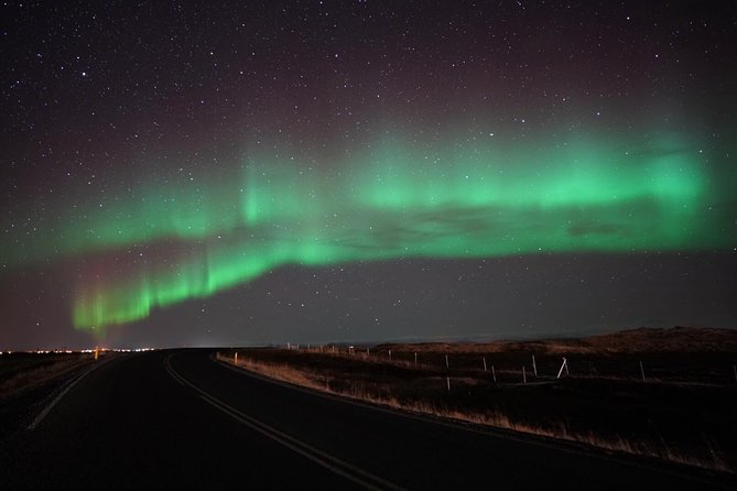 Northern Lights in Comfort from Reykjavík