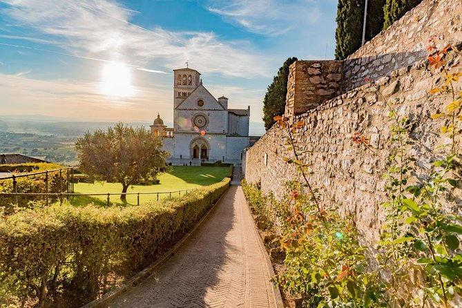 Assisi and San Francesco day trip from Florence