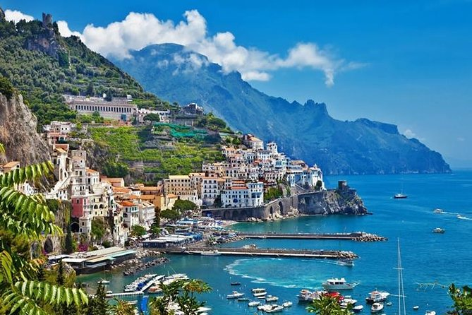 Daily Excursion Full Day 8 Hours ( Amalfi Ravello Pompei)