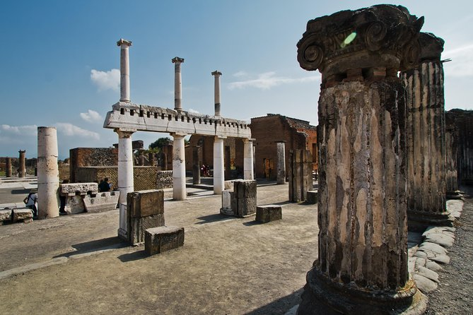 Skip the Line Pompeii Guided Tour from Naples
