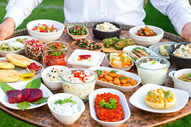 Excursão Gastronômica a Pé e Culinária em Istambul