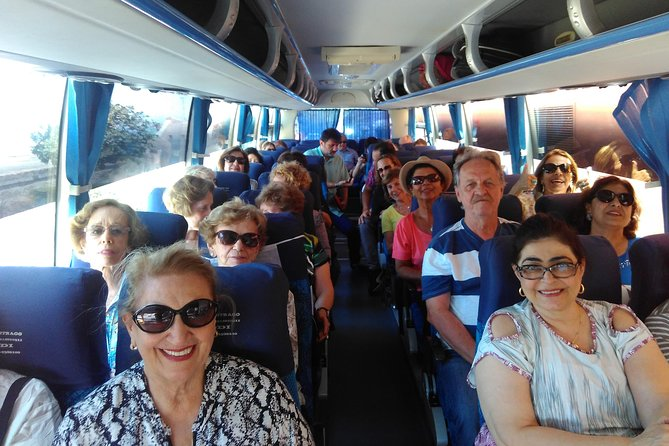 Half-Day Tour of Cartagena by Air-Conditioned Vehicles