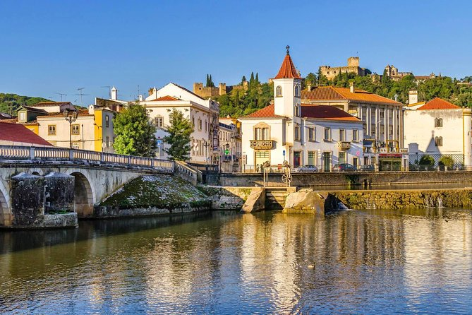 Coimbra and Tomar full-day private tour from Lisbon