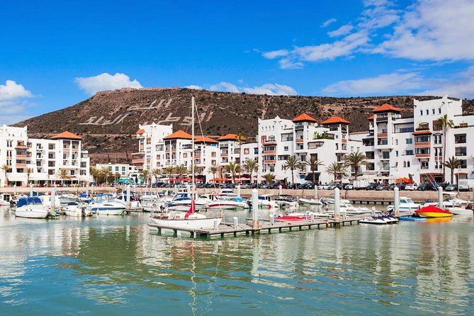 Agadir Guided City Tour With Pick-Up and Drop-Off