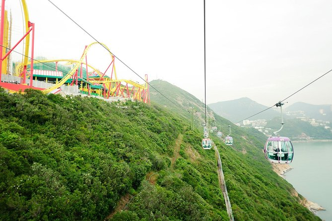 E-Tickets: 3-Day Hong Kong and Macau