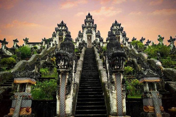 Bali Insta Tour: Lempuyang Temple, Tirta Gangga and Tukad Cepung Waterfall Tour