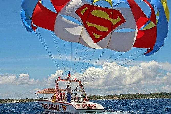 Bohol Parasailing Tour photo 7