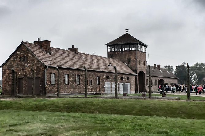 Auschwitz-Birkenau: Self-Guided Tour with Guidebook from Krakow photo 10