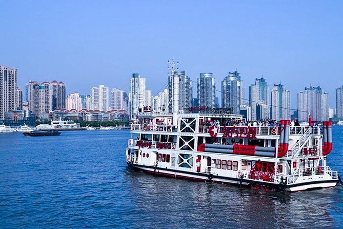 Shanghai City Day Tour with Yuyuan Garden and Huangpu River Cruise photo 2