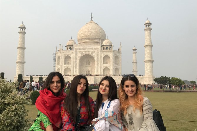 Agra Private Full-Day Guided Tour from Delhi