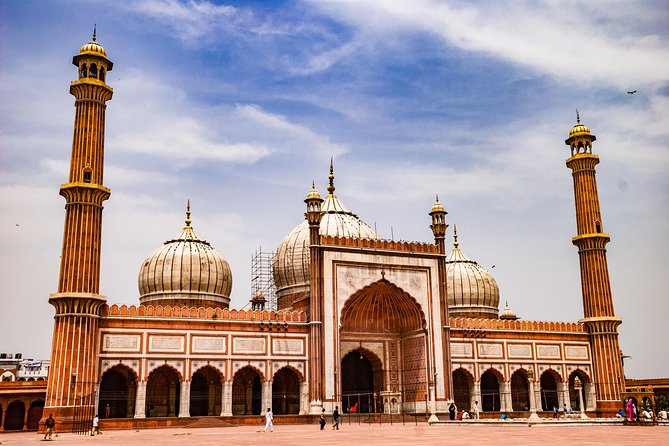 Delhi Sightseeing Tour Including Old and New Delhi All Inclusive