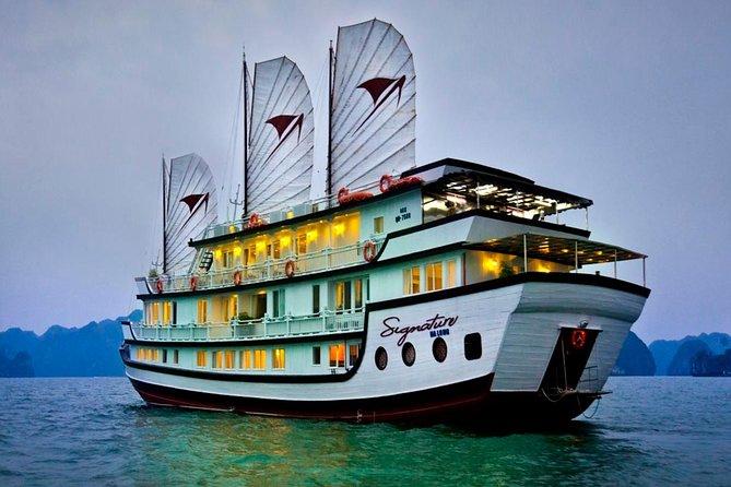 Halong Bay 2Days with Signature Royal Cruise 5 Star